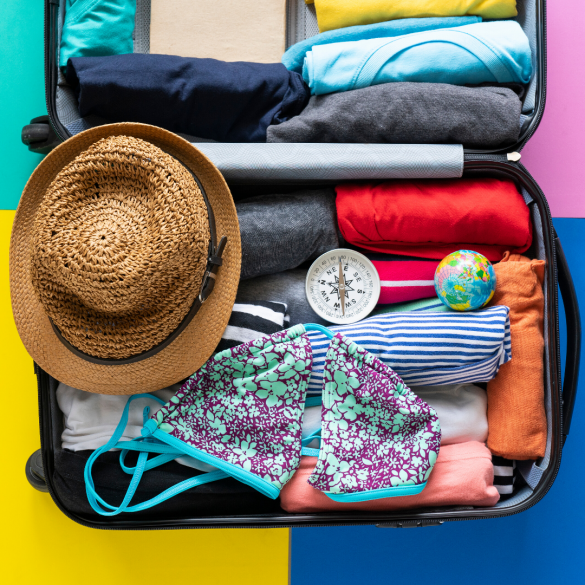 Luggage for every traveler
