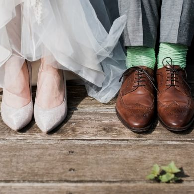 Here are a few ways to save money on your wedding by uprooting wedding traditions.
